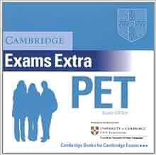 Cambridge English Preliminary 7 Audio CDs 2 PET Practice