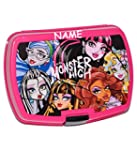 Brotdose Monster High - incl. Name -...