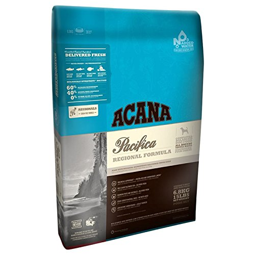 Acana Pacifica Dog crocchette per cane qualità top 13 kg