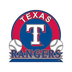 Texas Rangers Official MLB 1 inch Lapel Pin by Wincraft