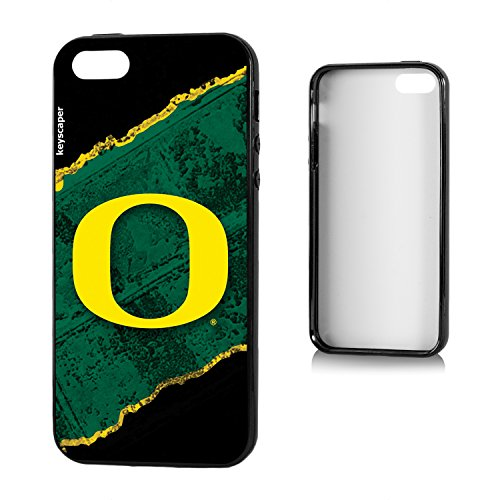 Oregon Ducks Iphone 5/5S Bumper Case Brick Ncaa