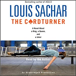 The Cardturner: A Novel About a King, a Queen, and a Joker | [Louis Sachar]