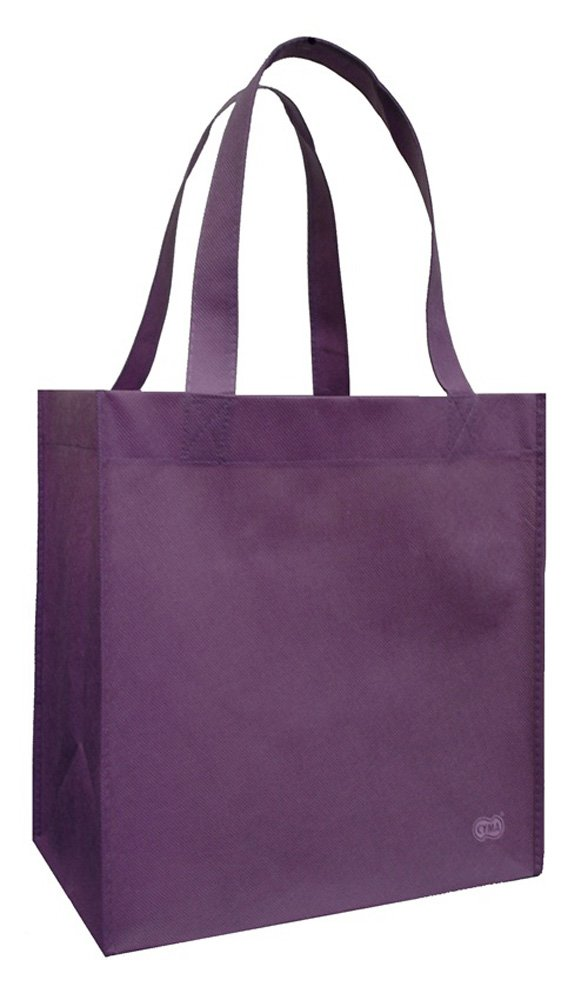 Amazon.com: Reusable Grocery Tote Bag 6 Pack Combo: Grocery ...