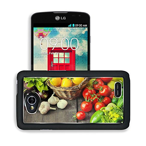 Variety Healthy Vegetables Colorful Food Lg Optimus L70 Dual D325 Snap Cover Premium Aluminium Design Back Plate Case Open Ports Customized Made To Order Support Ready 5 2/16 Inch (130Mm) X 2 12/16 Inch (70Mm) X 11/16 Inch (17Mm) Msd L70 Professional Case