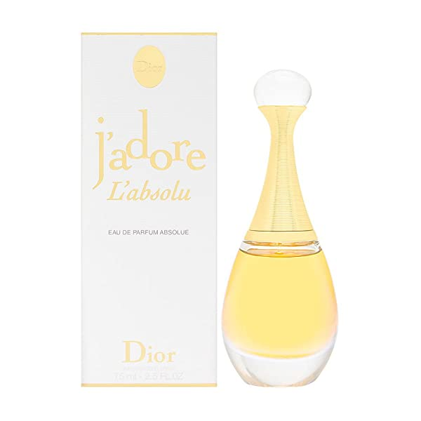 CHRISTIAN DIOR J Adore Absolu L Eau De Perfume, 2.5 Fluid Ounce (Tamaño: 2.5)