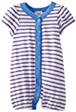 Splendid Littles Baby-girls Newborn Pebble Beach Stripe Romper