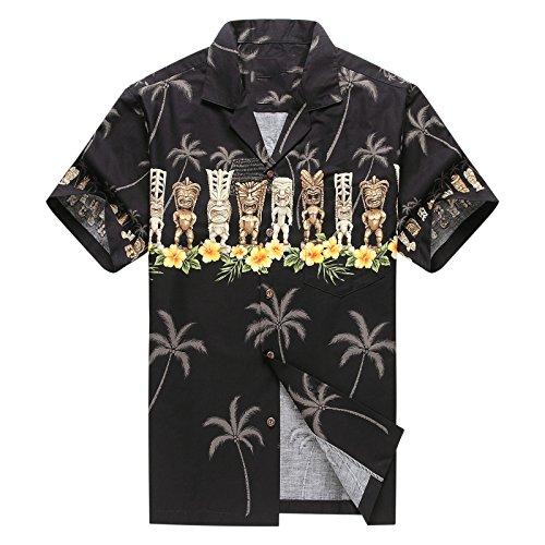 Made in Hawaii Men's Hawaiian Shirt Aloha Shirt