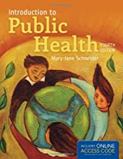 Introduction To Public Health by Schneider