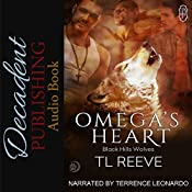 Omega's Heart: Black Hills Wolves, Book 21 | T.L. Reeve