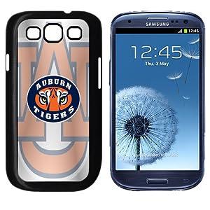 NCAA Auburn Tigers Samsung Galaxy S3 Case Cover