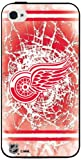 NHL Detroit Red Wings Iphone 4 or 4s Hard Cover Case at Amazon.com