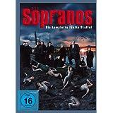 Die Sopranos - Die komplette 5. Staffel 4 DVDs