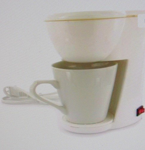Electric Single Cup Coffee Maker