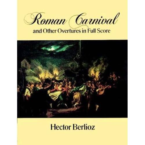 罗马狂欢节 序曲及其他序曲总谱