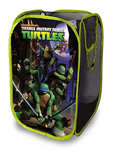 Nickelodeon Teenage Mutant Ninja Turtles Pop Up Hamper (Ninja Turtle Pop Up Hamper compare prices)