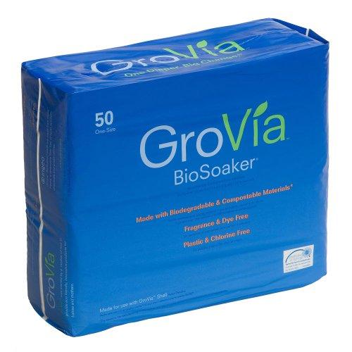 GroVia BioSoaker 50 Count Image
