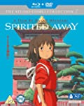 Spirited Away [Blu-ray + DVD]