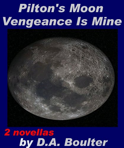 Pilton's Moon / Vengeance Is Mine cover