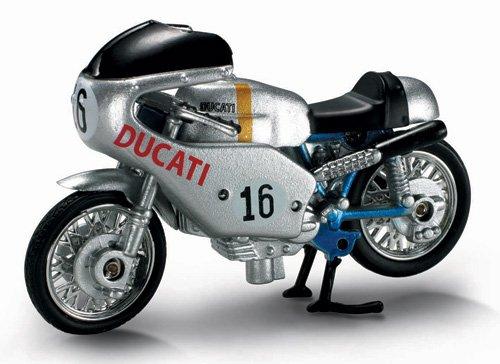 NewRay 1/32 Die-Cast Motorcycle: Ducati 1972 750 Imola
