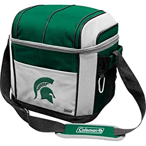 Buy NCAA Michigan State Spartans 24 Can Soft Sided Cooler by Licensed Products