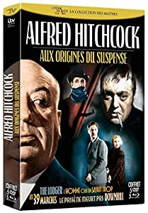 Alfred Hitchcock : Aux origines du suspens [Combo Blu-ray + DVD] [Combo Blu-ray + DVD]