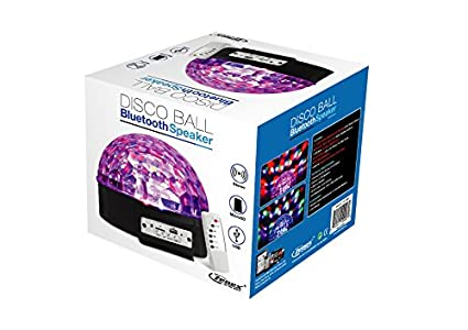 Zenex Disco Ball Wireless Speaker