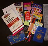 img - for Italy Discovery Journal Fun-Filled Travel Kit book / textbook / text book