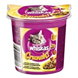 Whiskas Crunch Chicken & Turkey Cat Treats 100g