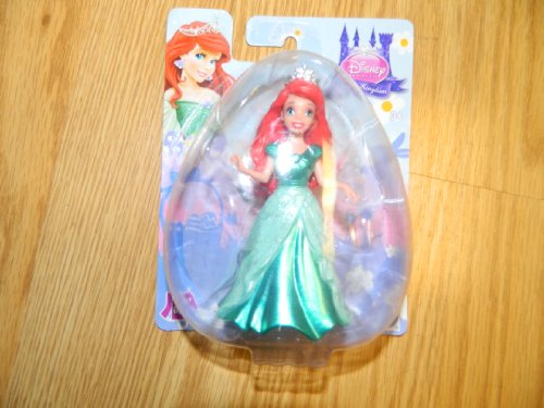 ARIEL Disney Princess Little Kingdom Magic Clip Doll MagiClip fashion