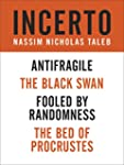 Incerto 4-Book Bundle: Fooled by Rand...