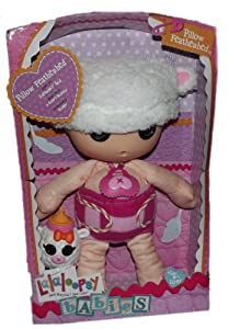 Lalaloopsy Babies Pillow Featherbed Doll