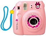 Fujifilm Instax Mini 8 Instant Film Camera Special Edition (Minnie Mouse)