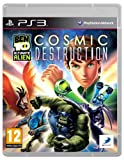 Ben 10 Ultimate Alien: Cosmic Destruction [PlayStation 3] - Game