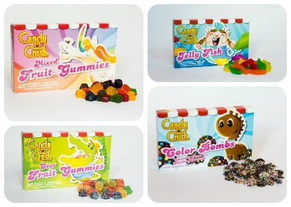 Candy Crush Candy Combo Case 3.5oz (12 Pack)