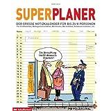 """Butschkow Superplaner 2010: Mit Schulferien. 8 Spaltenvon """"Peter Butschkow"""""""