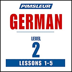 German Level 2 Lessons 1-5 Speech