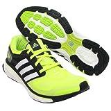 adidas(アディダス) メンズ ランニングシューズ energy boost (Q34010) レモンイエローXブラック 26