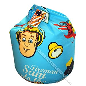 Fireman Sam Bean Bag