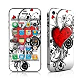 iPhone 4 / 4S skin - My Heart - High quality precision engineered removable adhesive vinyl skinby DecalGirl iPhone 4 /...
