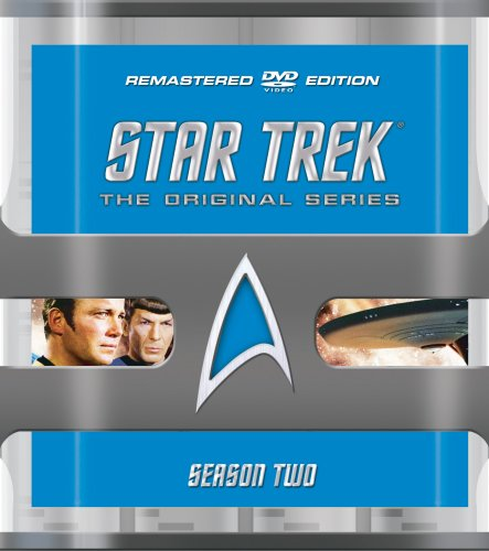 Star Trek: Original Series - Season Two Remastered [DVD] [Import]
