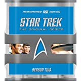Star Trek: The Original Series - Season 2 (Remastered Edition)by William Shatner