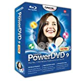 CyberLink Power DVD 9 Ultra (PC CD)by Cyberlink