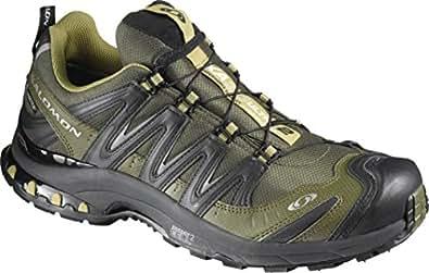 Salomon Men's XA Pro 3D Ultra 2 GTX Multi-Sport Trail Shoe (Pair) - Size 9.5 Olive/Black