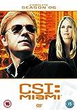 echange, troc CSI: Crime Scene Investigation - Miami - Complete - Season 6 [Import anglais]
