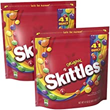 Skittles Original Candy, 41 ounce (2 Bags)