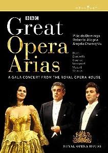 Great Opera Arias [DVD] [2010] [NTSC]