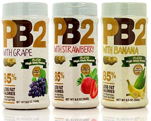 bell-plantation-pb2-peanut-butter-powdered-mix-3-pack-banana-grape-strawberry-limited-edition