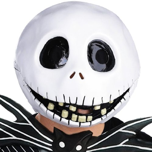 The Nightmare Before Christmas - Jack Skellington Mask