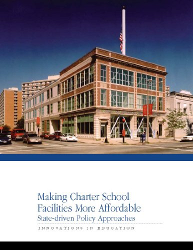Making Charter School Facilites More Affordable