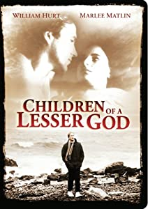 "Cover of ""Children of a Lesser God"""